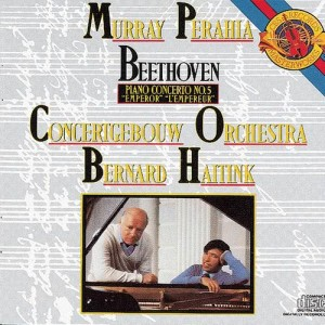 """Murray Perahia的專輯Beethoven:  Concerto No. 5 for Piano and Orchestra, Op. 73 (""""Emperor"""")"""