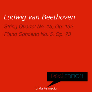 Album Red Edition - Beethoven: String Quartet No. 15 & Piano Concerto No. 5 from Peter Toperczer