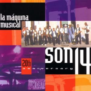 Album La Máquina Musical from Son 14