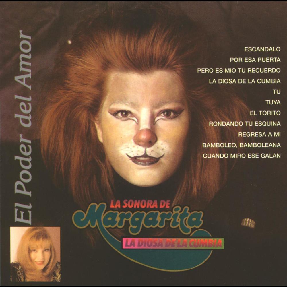Escándalo 2002 Margarita y su Sonora