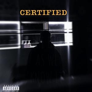 Certified dari Ussy