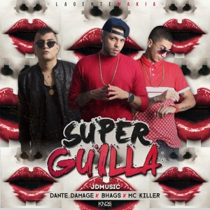 Album Super Guilla from MC Killer
