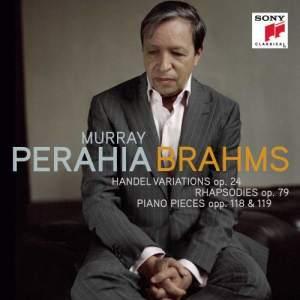 Murray Perahia的專輯Brahms: Händel Variations