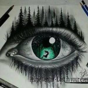 Album Lost in Your Eyes from Felipe vergas