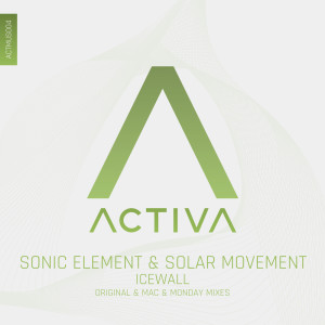 Album Icewall from Solar Movement