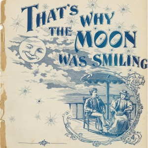 Album That's Why The Moon Was Smiling from Paul Weston & His Orchestra