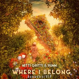 Nitti Gritti的專輯Where I Belong