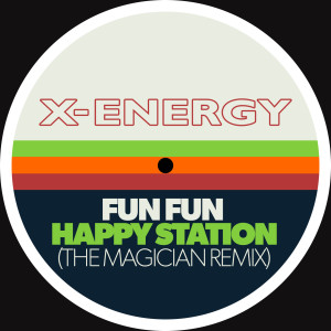 Listen to Happy Station (The Magician Remix Extended) song with lyrics from Fun Fun