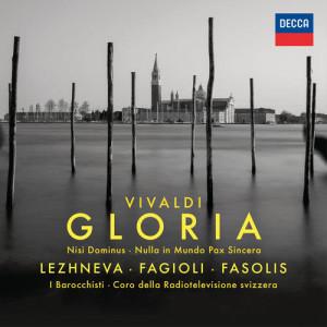 Album Vivaldi: Nulla in mundo pax, RV630: 1. Nulla in mundo pax (Larghetto) from Julia Lezhneva