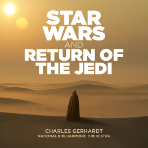 Album Star Wars & Return of the Jedi from Charles Gerhardt