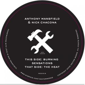 Album The Heat from Nick Chacona