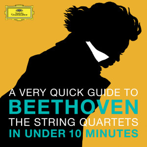 Amadeus Quartet的專輯Beethoven: The String Quartets in under 10 minutes