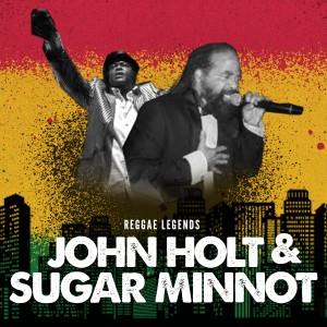 Album Reggae Legends from John Holt