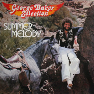 Album Summer Melody from George Baker Selection