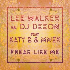 Katy B的專輯Freak Like Me (feat. Katy B & MNEK)