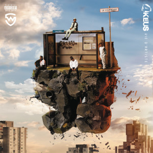 Album Vie d'artiste from 4Keus