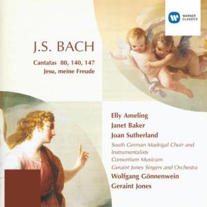 """收聽Helen Watts的Cantata, Herz und Mund und Tat und Leben, BWV 147, Part 1: """"Herz und Mund und Tat und Leben""""歌詞歌曲"""