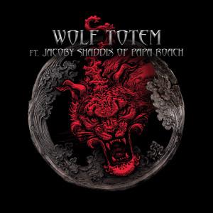 Papa Roach的專輯Wolf Totem (feat. Jacoby Shaddix of Papa Roach)