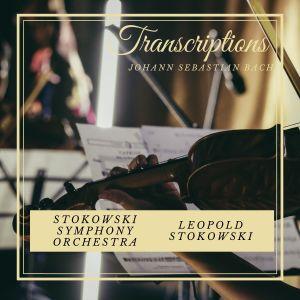 Stokowski的專輯Transcriptions : bach