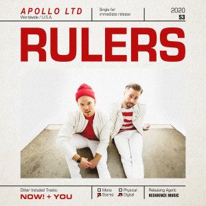 Album Rulers from Apollo LTD