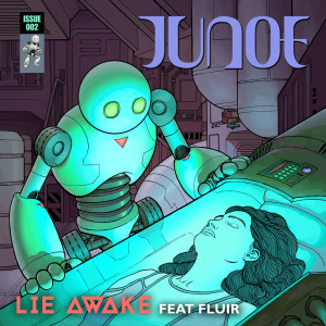 Album Lie Awake from FLUIR