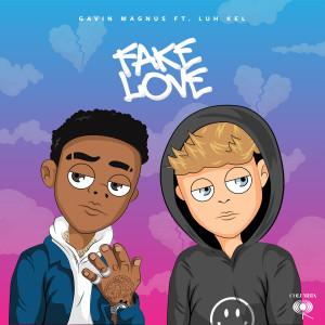 Album Fake Love from Luh Kel