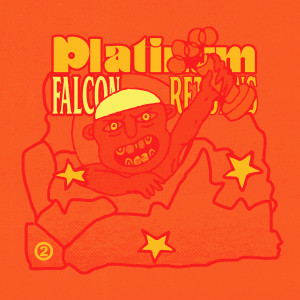 Album Platinum Falcon Returns from Guapdad 4000
