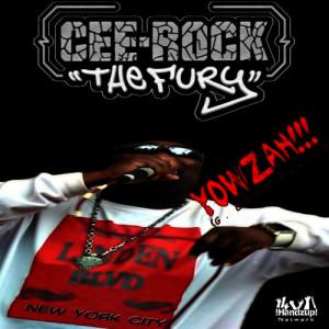 Album Yowzah!!! (G. Boof Remyxx) from Cee Rock the Fury