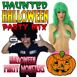 Halloween Party Monsters的專輯Haunted Halloween Party Mix
