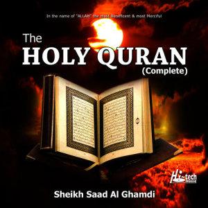 The Holy Quran (Complete) dari Sheikh Saad Al Ghamdi