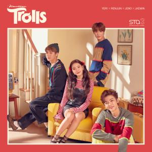Dengarkan Hair in the Air  (Trolls: The Beat Goes On Theme) lagu dari 김예림 dengan lirik