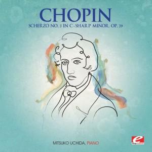 內田光子的專輯Chopin: Scherzo No. 3 in C-Sharp Minor, Op. 39 (Digitally Remastered)
