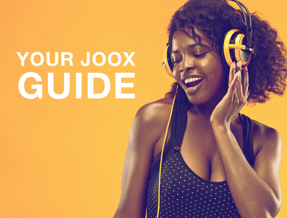 Your JOOX Guide