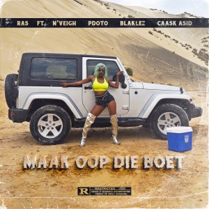 Album Maak Oop Die Boet (Explicit) from RAS