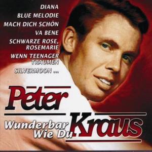 Wunderbar wie Du 2000 Peter Kraus