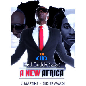 Album A New Africa from Didier Awadi