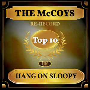 The McCoys的專輯Hang On Sloopy (UK Chart Top 40 - No. 5)