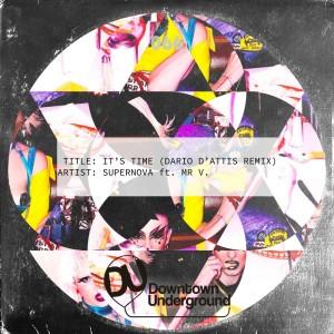 Album It's Time (Dario D'attis Remix) from Supernova