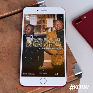 Album Ngisho Single from Sphectacula