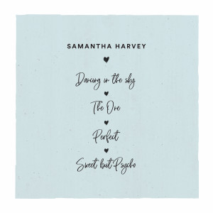 Album Covers EP from Samantha Harvey