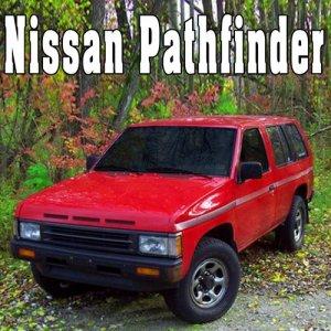 Sound Ideas的專輯Nissan Pathfinder Sound Effects