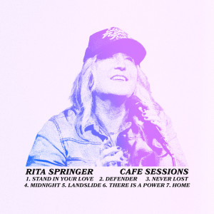 Album Cafe Sessions from Rita Springer