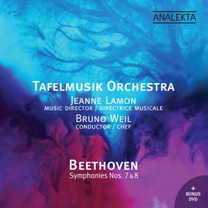 Album Beethoven: Symphonies Nos. 7 & 8 from Jeanne Lamon