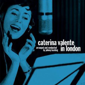 Listen to Come Fly With Me song with lyrics from Caterina Valente