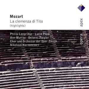 Lucia Popp的專輯Mozart : La clemenza di Tito [Highlights]  -  Apex