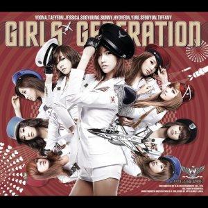 少女時代的專輯Genie