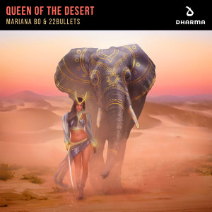 Album Queen Of The Desert from 22Bullets