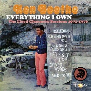Album Everything I Own: The Lloyd Charmers Sessions 1971 to 1976 from Ken Boothe