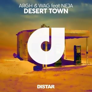 Album Desert Town from ARGH