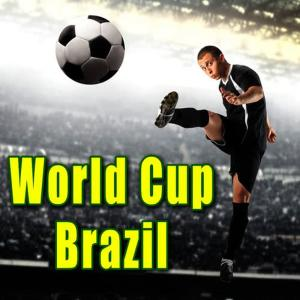 Album World Cup Brazil from Music for Sports